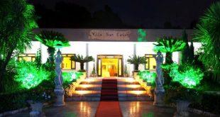 SESSA AURUNCA – Villa San Carlo tra le location più apprezzate dai big della ristorazione