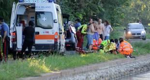 Piedimonte Matese / Gioia Sannitica – Incidente sul lavoro, 50enne ferito