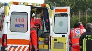 Cassino – Incidente stradale sulla Casilina, autista casertano gravemente ferito