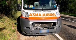 Piedimonte Matese / Vairano Patenora – Ospedale, donna trasferita d'urgenza per intervento chirurgico, l'ambulanza si rompe in superstrada