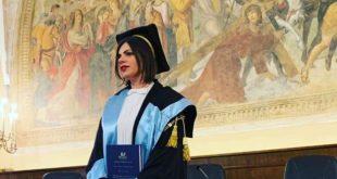 Pietravairano – La laurea di Annalisa