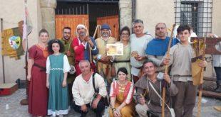 """VAIRANO PATENORA – """"Castrum Vajrani"""", al via la settima edizione del torneo arcieristico"""