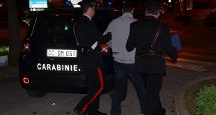 Pignataro Maggiore / Mugnano – Ricettazione ed evasione, arrestato 21enne