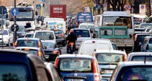 CASERTA – Chiuso il tunnel della variante, traffico in tilt