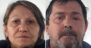 AVERSA – Droga, condannati marito e moglie