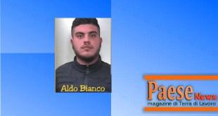 Vairano Patenora – Assalto armato al centro immigrati, scarcerato Bianco