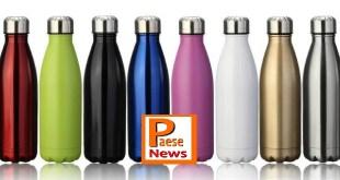 Bottiglie termiche, mercato in crescita: quali sono i vantaggi