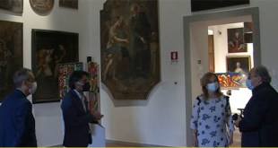 "Capua –  ""Anarchia Creativa"", la ""contaminazione"" al Museo Campano (il video con le interviste)"