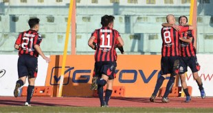 Caserta / Bisceglie – Dopo due rinvii la terza vittoria consecutiva per la Casertana