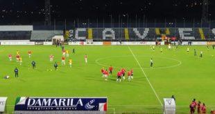 Cava de' Tirreni – Calcio, è sfida salvezza fra Cavese e Casertana (minuto per minuto)