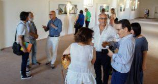 Casagiove – Puglia fra cielo, terra e mare: la personale di Loliva (il video con le interviste)