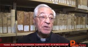 CAIANELLO / TEANO – Lutto in Diocesi, è morto Don Aurelio De Tora