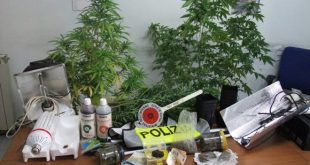 CAPODRISE – Detenzione ai fini di spaccio di sostanze stupefacenti, arrestata coppia di conviventi