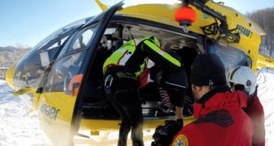 Bellona / Pontelatone – Elicottero precipita, salvi gli occupanti: ricerche in corso
