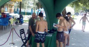 DRAGONI – Reclutamento Esercito Italiano, gazebo al Jolly Park per raccogliere le domande