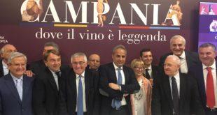 """BENEVENTO – Sannio Falanghina European Wine City 2019, domani passaggio di testimone alla spagnola Aranda de Duero """"Città europea del Vino 2020"""""""
