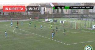 Piedimonte Matese – Calcio, la FC Matese spopola sul web