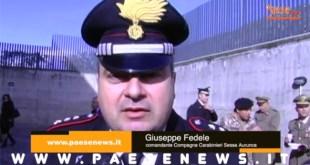 Sessa Aurunca / Mondragone – Spaccio di droga, due giovani arrestati