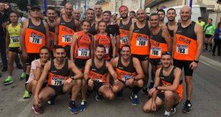 PASTORANO / PIGNATARO MAGGIORE – Gara podistica, la Felixrunning vince la corsa a squadre
