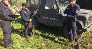 CONCA DELLA CAMPANIA – Uccide animali tutelati, denunciato cacciatore 50enne