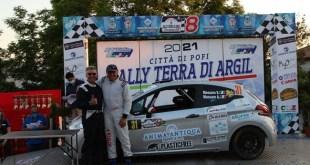 """GIOIA SANNITICA / SAN POTITO SANNITICO – 10 e 11 luglio 2021 torna il """"Rally del Matese"""", tra i partecipanti anche i fratelli Massaro"""