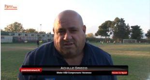 CAMPIONATO AMATORIALE OVER 35 ALTO CASERTANO – Tre squadre in lotta per il secondo posto