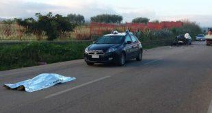 Piedimonte Matese / Alife – Scontro sulla provinciale, una donna è morta