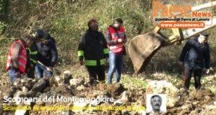 Liberi – Scomparsi del Montemaggiore, si scava nel pozzo per cercare il cadavere di Isolda (il video con le interviste)