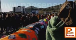 La Befana dei Record! La calza piu grande del mondo a Pietramelara (CE) – Diretta video