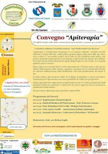 locandina Apiterapia