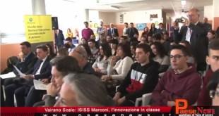 Vairano Patenora – Marconi In-forma e orienta: incontro Scuola, Istituzioni e impresa (il video con le interviste)