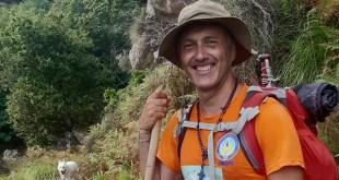 Novara / Teano / Castel Morrone – Michele, dopo il trapianto del rene 1000 chilometri a piedi (il video)