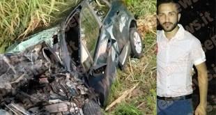 Mondragone – È il 23enne Daniele Musella il giovane morto nell'incidente lungo la Domiziana