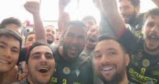 Capua / Gaeta – Pallamano, lo Sporting Club batte il Capua. Vittoria dedicata al giovane Romeo Bondanese