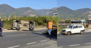 Piedimonte Matese – Scontro alle porte del paese, due veicoli coinvolti