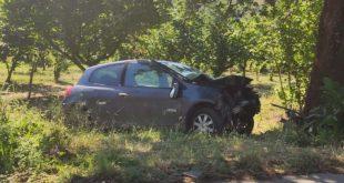 Pietravairano – Scontro con l'auto, 37enne in gravissime condizioni