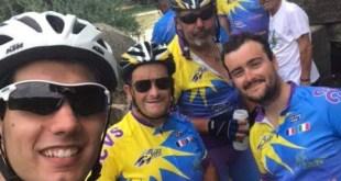 Pignataro Maggiore – Ventoux Vesuvio, domani i ciclisti francesi saranno nell'Agro Caleno