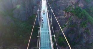 Castello Matese – Un ponte di vetro sulla valle dell'inferno, costerà 12milioni di euro