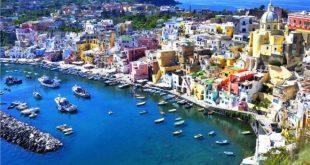 """Isola di Procida – Programma """"La cultura non isola"""", Procida proclamata Capitale della Cultura 2022"""