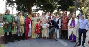 ROCCAMONFINA – Palio di Sant'Antonio: buona la prima, 300 comparse animano d'antico la cittadina (il video)