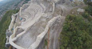 Pietravairano – Il Teatro Tempio è sede della Summer School