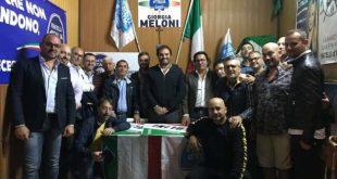 Teano – Festa dello storico incontro e cittadinanze onorarie, Fratelli d'Italia contro il sindaco