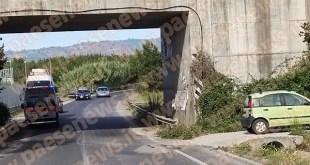Teano – Scontro sulla provinciale, auto contro furgone: 5 persone coinvolte fra cui due ragazze