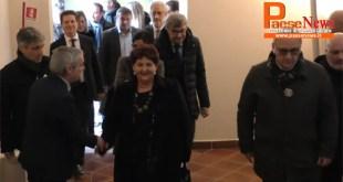 Benevento – Agroalimentare come volano di sviluppo del Sannio. Il ministro: qui si producono eccellenze (il video con le interviste)