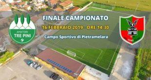 """Piedimonte Matese / Teano – Finale di campionato amatoriale alto casertano over 35 """"Memorial Paride Grieco"""", trionfa il Teano"""