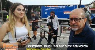"""ROCCAMONFINA – """"SEI IN UN PAESE MERAVIGLIOSO"""", OGGI SKY ARTE PARLA DI  ROCCAMONFINA (guarda il video)"""