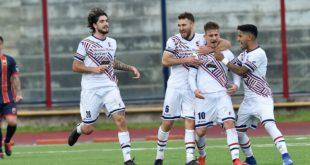 CASERTA –Calcio, la Casertana ancora sconfitta in casa. Tutto facile per la vibonese