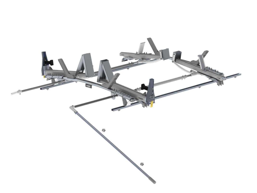 Ranger Ladder Rack For Transit Rwb Wheelbase