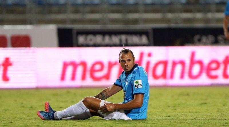 Πάφος FC: Χάνει τη σαιζόν ο Μπεριγκό;