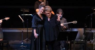 Γαλάνη – Μποφίλιου τραγουδούν Τσιτσάνη στην Πάφο